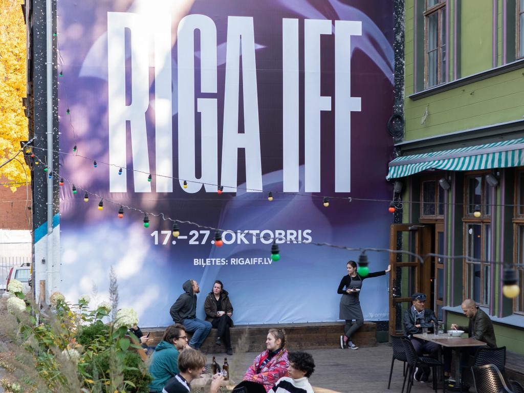 Rīgas starptautiskā kinofestivāla 2019 vizuālo uzskates materiālu ražošana